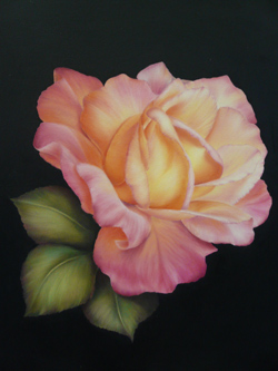 Bev's Rose -  2 day class/Advanced