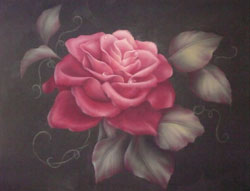 Melissa's Rose -  3 days/Intermediate Skill Level